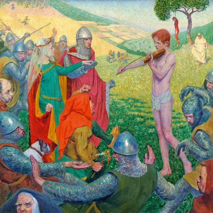 Veith den Veedelaar by Ferdinand Hart Nibbrig