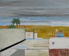 Zwembad uit de Jeugd David Hockney by Frans Boomsma