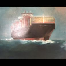 MSC Marta by Jef Van Campen