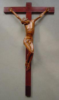 Crucifix ( ca. 1920) by Unknown Artist
