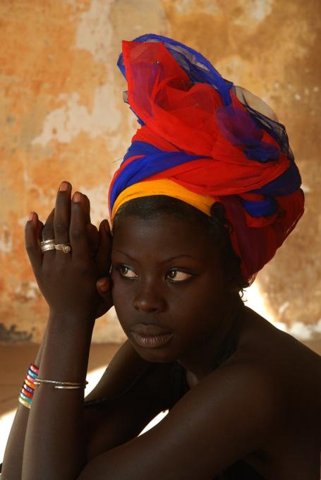 Afro Colombiana by Angèle Etoundi Essamba