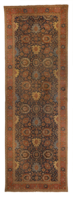 Kelley Carpet by Unknown Artist