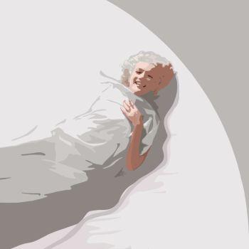 'White Dream No 6' by Shi Bao Fang
