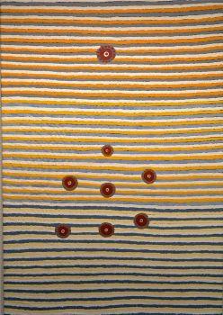 Seven Sisters Story (Kungkarangkalpa) by Doris Teamay