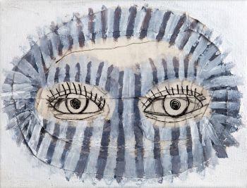 H. Lucia Eyes by Christina de Vos
