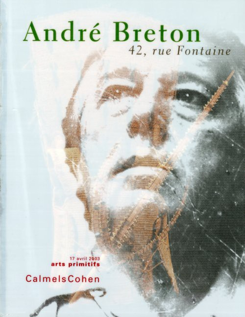 Andre Breton - 42, Rue Fontaine. by Various artists