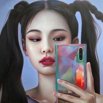 Beijing Girls. by Zhang Xiang Ming