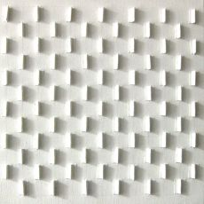 'plissage' ('pleating') by Johannes Karman