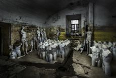 Romania Prison Dolls #4 by Jan Stel