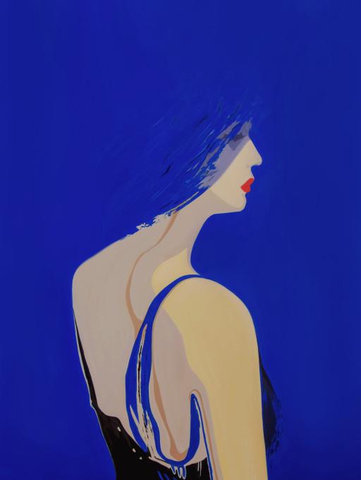 'That Lady No 3' by Shi Bao Fang