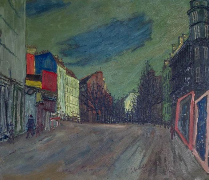 'Zondag in Parijs' by Charles Eyck