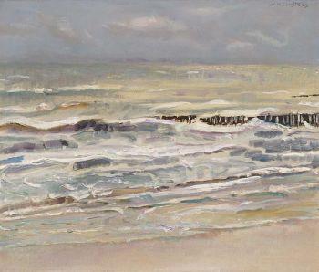 Seascape by Jan Sluijters