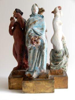 'Les quatre saisons' by Alfred Janniot