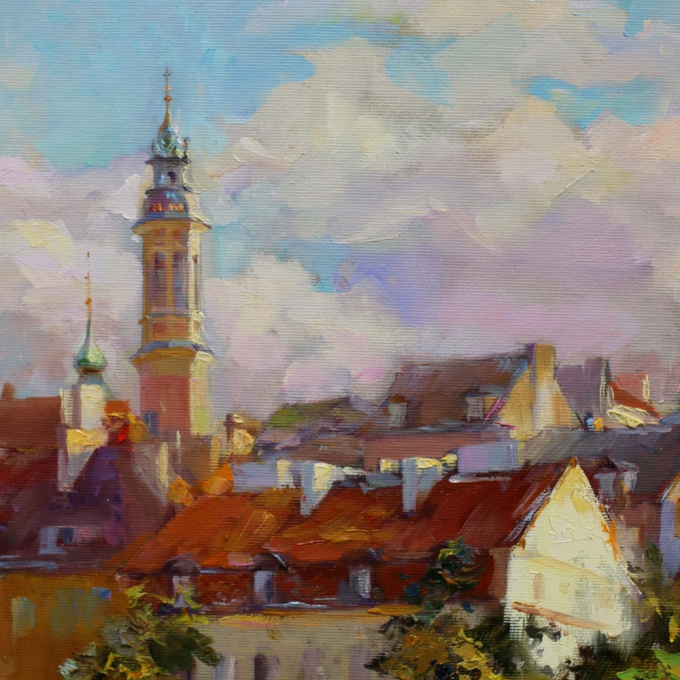 Warsaw1 by Vladimir Tchaikovsky