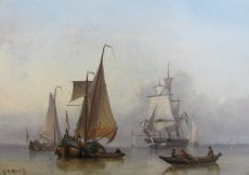 Marine by George W. Opdenhoff