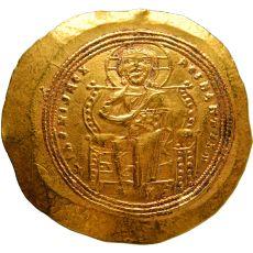 AV Histamenon Nomisma Constantine IX Monomachus (1042-1055) by Unknown Artist