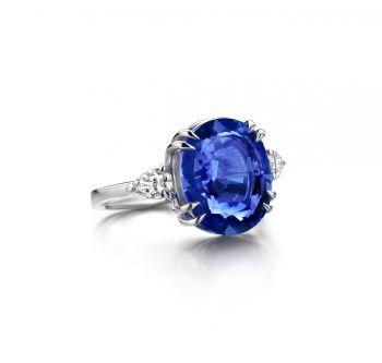 Ceylon Sapphire by Baskania .
