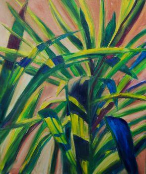 Tropics IV by Magdalena Chmielek