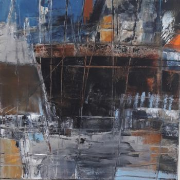 Harbour II by Elies Auer