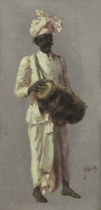 Trommelslager 282 by HUGO VILFRED VON PEDERSEN