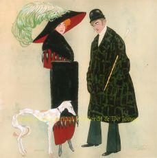 Jugendstil  by  Leo Rauth
