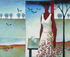Deze avond nog ( Still this evening) by Magda Luttikhuizen