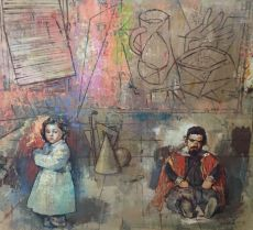 'Bezoek aan Barcelona' by Peter Blokhuis