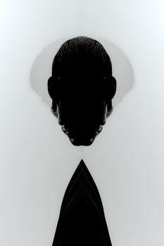 His Profile by Dik Nicolai