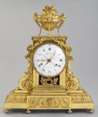 French Louis XVI Mantel Clock