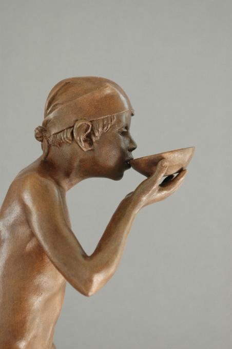 Sorbe (klein) by Wim van der Kant