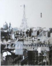 Parisian light I by Wessel Huisman