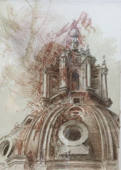 La Laterna by Giovanni Tommasi Ferroni