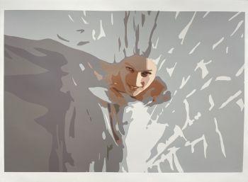 'White Dream No 2' by Shi Bao Fang