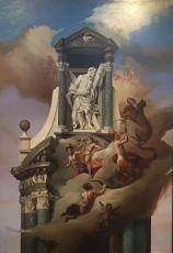 Allegoria Lataranense by Giovanni Tommasi Ferroni