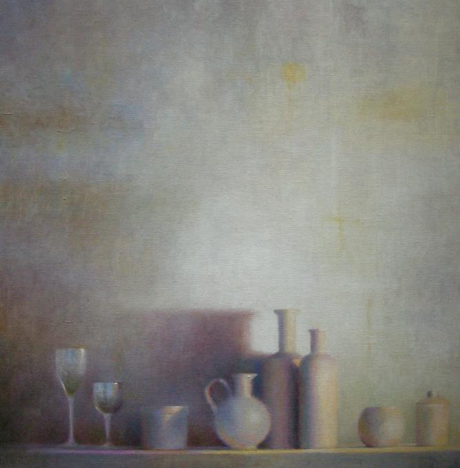Twee glaasjes by Anneke Elhorst