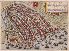 Amsterdam  by  Lodovico Guicciardini
