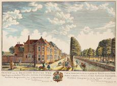 Den Haag, Bezuidenhoutseweg  by  Hendrik Florisz. Scheurleer