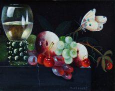 Still life by Hans Verhoef