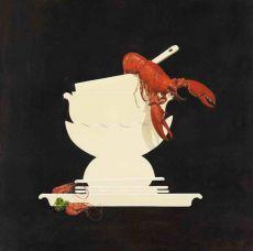 Lobster by Joyce Balk