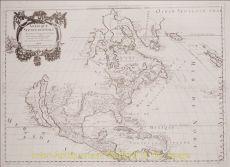 Amerique Septentrionale by Pierre Mariette