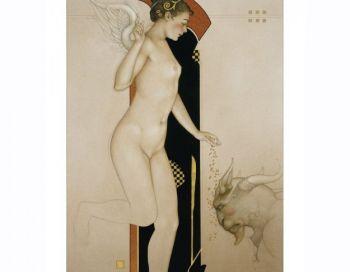 Angel Dust by Michael Parkes