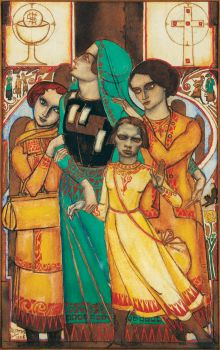 The Orphanage by Jan Toorop