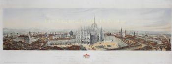 Milan  by  Antonio Vallardi