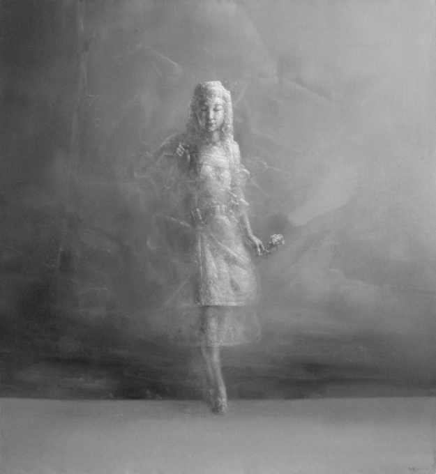 """""""Crystallised Power- Positive Youth"""" by Chen Jianfeng"""