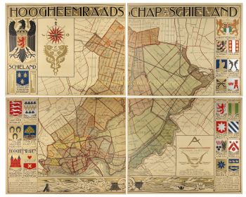 Water board Schieland  by  Pieter Willem van Baarsel