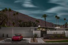 Raspberry Camino Real I - Midnight Modern by Tom Blachford