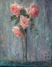 Bouquet of roses by Hans Bayens