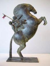Heemskinderen VII by Jan de Graaf