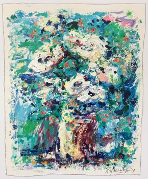 Flores de Marzo by Kees Salentijn