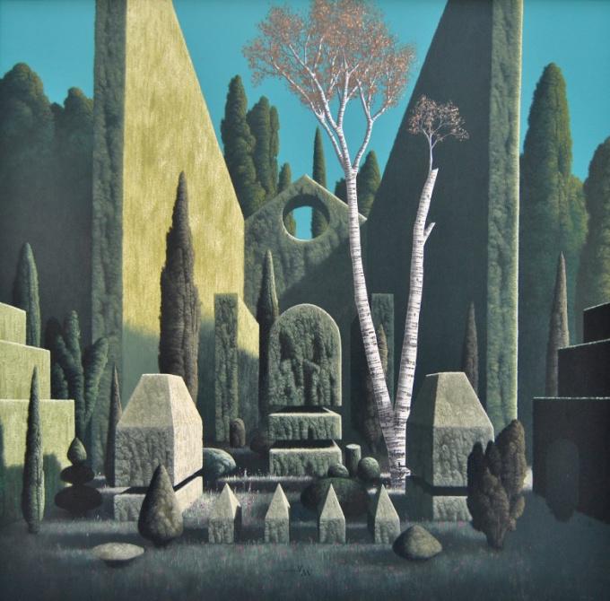 De Avonden by Victor Muller